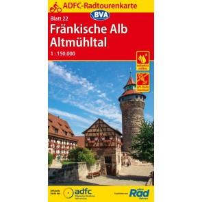 Fränkische Alb/Altmühl