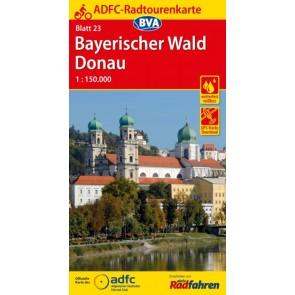 Bayerischer Wald/Donau