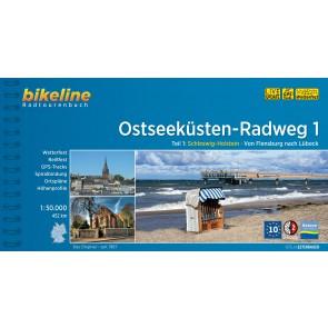 Ostseeküsten-Radweg 1- Flensburg nach Lübeck