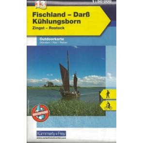 Fischland - Darss Kühlungsborn (Zingst-Rostock)