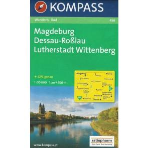 Magdeburg, Dessau-Rosslau, Lutherstadt-Wittenberg