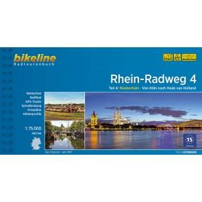 Rhein-Radweg Teil 4 - von Köln nach Hoek van Holland