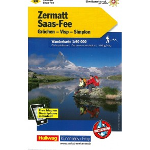 Zermatt, Saas-Fee