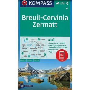 Breuil, Cervinia, Zermatt