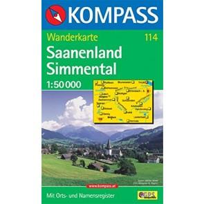 Saanenland, Simmental