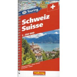 Switzerland Touring Atlas