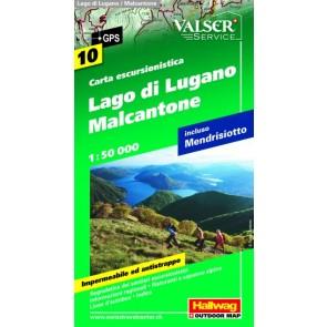 Lago di Lugano - Malcantone