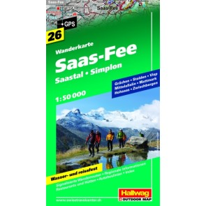 Saas Fee - Saastal - Simplon
