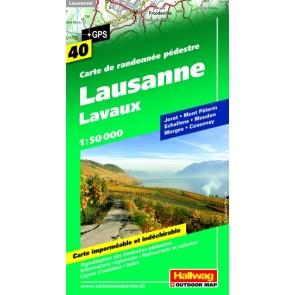 Lausanne, Lavaux