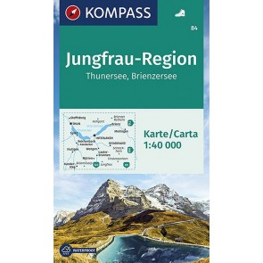 Jungfrau Region, Thunersee, Brienzersee