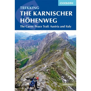 Trekking The Karnischer Höhenweg - Austria and Italy
