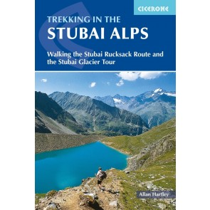 Trekking in the Stubai Alps