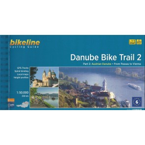 Danube Bike Trail 2 - from Passau to Vienna