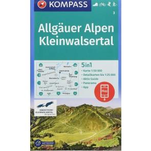 Allgäuer Alpen, Kleinwalsertal