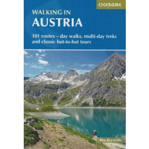 Walking in Austria - 101 routes - day walks, multi-day treks