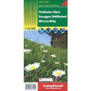 Fischbach Alps - Rosseggers Waldheimat - Mürzzuschlag