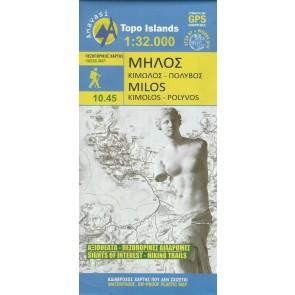Milos - Kimolos