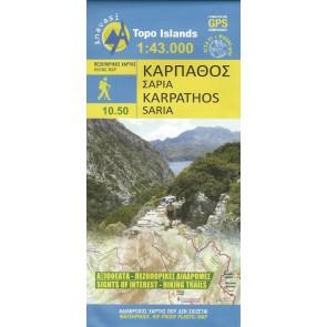 Karpathos - Saria (10.50)