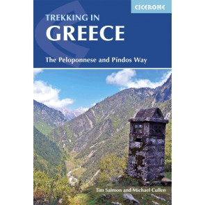 Trekking in Greece: The Peloponnese and Pindos Way