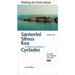 Santorini, Sifnos  - Western & Southern Cyclades