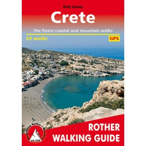Crete - The finest coastal and mountain walks (65 walks)