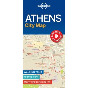 Athens City Map