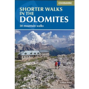 Shorter Walks in the Dolomites - 50 mountainwalks