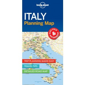 Italy Planning Map