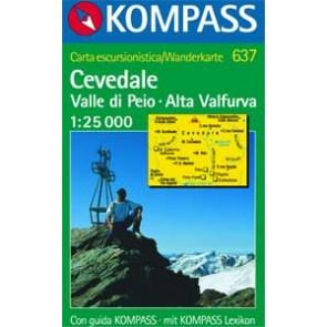 Cevedale, Valle di Peio - Alta Valfurva