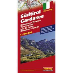 South Tyrol/Lake Garda/Dolomites/Trentino