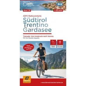 Südtirol, Trentino, Gardasee