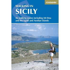 Walking in Sicily - 46 walking routes incl. Mt Etna