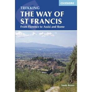 The Way of St. Francis - from Florence to Assisi and Rome