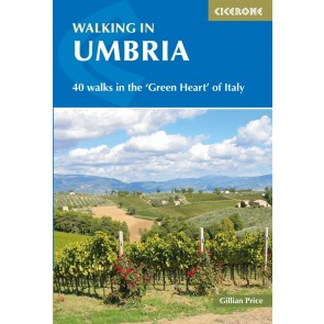 Walking in Umbria - 40 walks in the 'Green Heart' of Italy