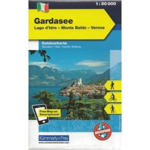 Gardasee - Lago di Garda (Lago d'Idro-Monte Baldo-Verona)