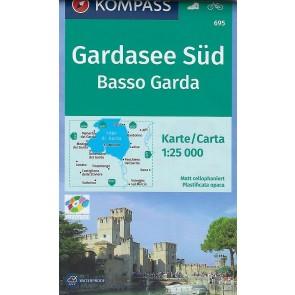 Basso Garda, Gardasee Süd