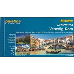 Radfernweg Venedig - Rom