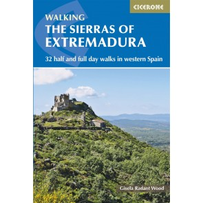 Walking The Sierras of Extremadura - 32 half and full-day wa