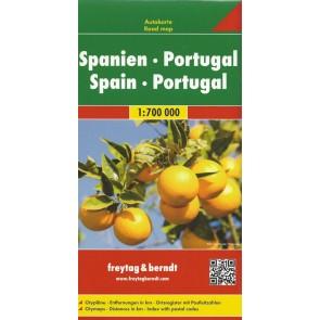 Spain - Portugal