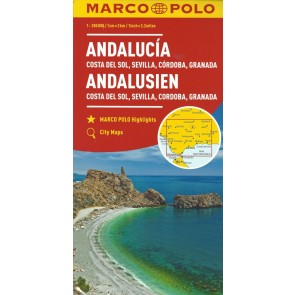 Andalusien, Costa del Sol, Sevilla, Córdoba, Granada