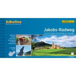 Jakobs-Radweg von den Pyrenäen nach Santiago de Compostela
