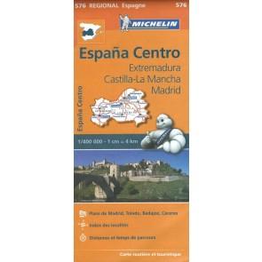 Center Spain: Extremadura, Castilla-La Mancha, Madrid