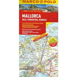 Mallorca, Ibiza, Formentera, Menorca