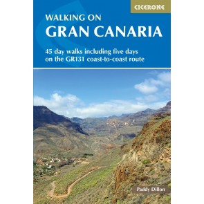 Walking on Gran Canaria - Day 45 Routes from Coast to Coast
