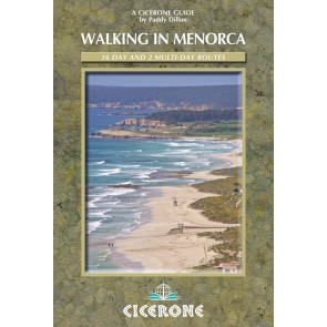Walking in Menorca - 16 day and 2 multi-day routes