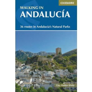 Walking in Andalucia - 36 routes in Andalucia's National Par