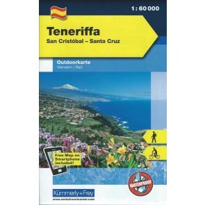 Teneriffa - San Cristobal - Santa Cruz