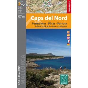 Mallorca Tramuntana Caps del Nord