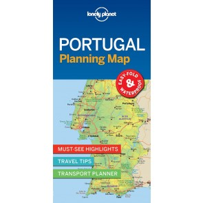 Portugal Planning Map