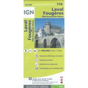 Laval Fougères 116